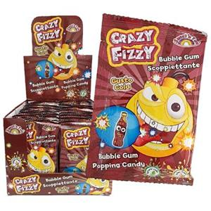 6383 - Crazy Fizzy Cola Gr.7 Pz.50