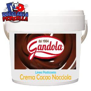 Crema Spalmabile Nocciola/Cacao Kg.3