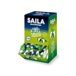 5884 - Dispenser Saila Jelly Liquirizia E Menta Gr.460 Pz.1