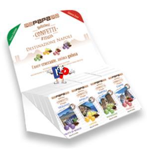 DOLCEAMARO EXPO CONFETTI GR.60 PZ.24