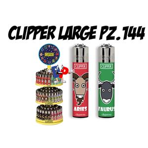 3486 - EXPO CLIPPER LARGE PZ.144