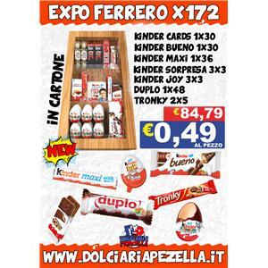 EXPO FERRERO PZ.172
