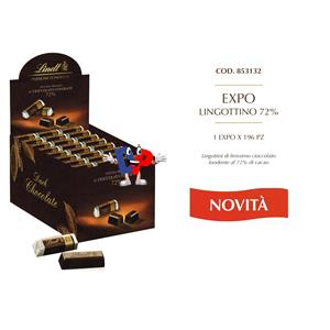 EXPO LINGOTTINO 72% FOND. PZ.192