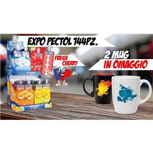 3761 - EXPO PECTOL PZ.144 + 2 TAZZE OM.