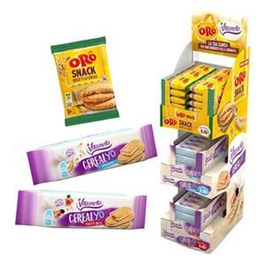 6435 - Expo Cereal Yo & Oro Snack Pz.60