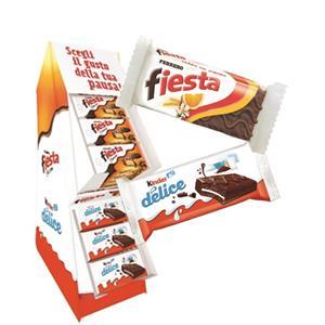792 - Expo Da Banco Forni Pz.40: Fiesta Pz.20 Delice Pz.20