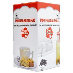 6566 - Expo Mini Magdalenas Gocce Di Cioccolato S.Z. Kg.1 Pz.70