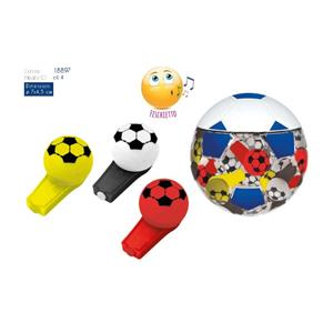 5286 - FOOTBALL FISCHIETTI C/CANDY GR.3 PZ.50