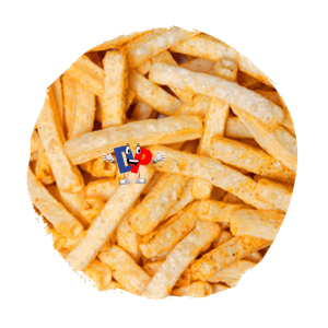 FORLIVESE FRENCH FRIES PAPRIKA KG.3