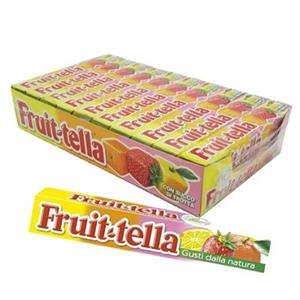 1724 - Fruittella Assortita Pz.20