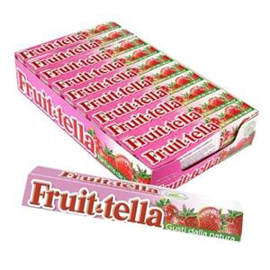 Fruittella Fragola Pz.20
