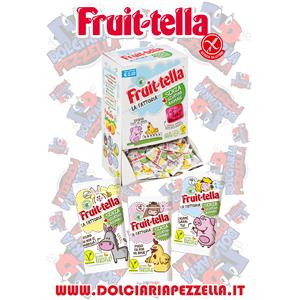 FRUITTELLA VEGAN MONO PZ.200