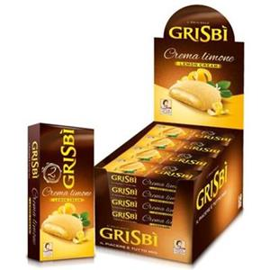 4129 - GRISBI LEMON CREAM GR.33 PZ.24