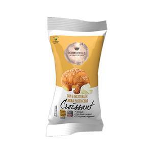 6545 - Giovanni Cova Croissant Crema Pasticcera Gr.45 Pz.6