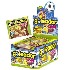 6395 - Goleador Ooolaaa Cola & Lemon Sour Pz.20