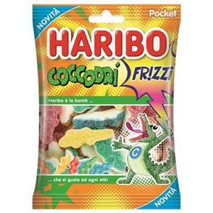 Haribo Coccodri Frizzi Gr.90 Pz.30