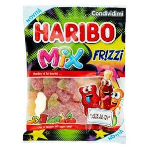 Haribo Mix Frizzi Gr.100 Pz.30