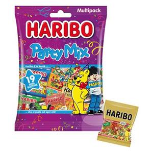 Haribo Party Mix Gr.740 Pz.1x19