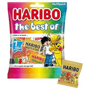 Haribo The Best Of Gr.280 Pz.1x7