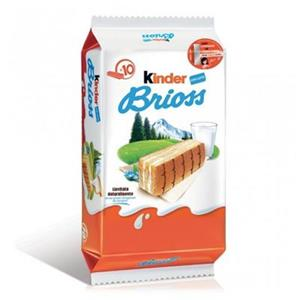 KINDER BRIOSS GR.28 T.10