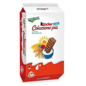 KINDER COLAZIONE PIU' T.10