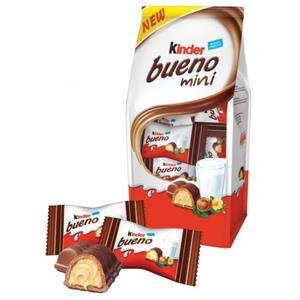 KINDER BUENO MINI GR.108 PZ.18