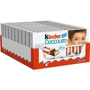 Kinder Cioccolato Gr.100 T.8x10