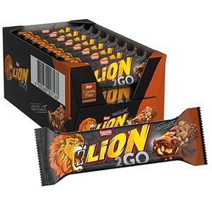 LION 2 GO CHOCO GR.33 PZ.24