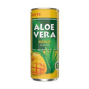 6235 - Lattina Aloe Vera Mango Cl.25 Pz.6
