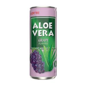 6441 - Lattina Aloe Vera Uva Cl.25 Pz.6