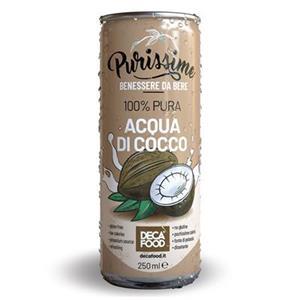 6478 - Lattina Purissima Acqua Di Cocco Cl.25 Pz.6