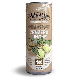 6479 - Lattina Purissima Limone e Zenzero Cl.25 Pz.6