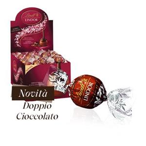 6485 - Lindor Boules Doppio Cioccolato Pz.96