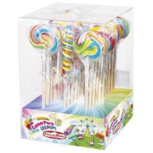 2851 - Lollipop Lunapark Arcobaleno  Gr.25 Pz.30