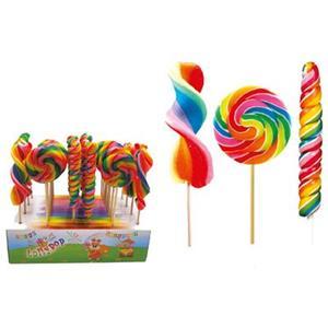 Lollipop Tris Arcobaleno Gr.30 Pz.32
