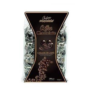 Maxtris Chicchi Di Caffe' Al Cioccolato Fondente Kg.1