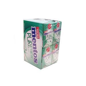 2309 - MENTOS GUM PURE FRESH SPEARMINT PZ.20