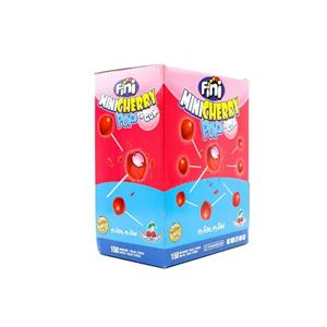 MINI CHERRY POP GUM PZ.150