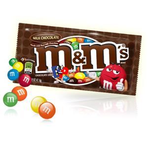 M&M'S CHOCO PZ.24