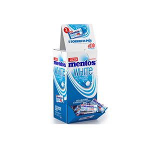 Mono Mentos White Always Pz.200