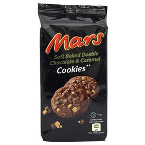 Mars Cookies Caramel Gr.162