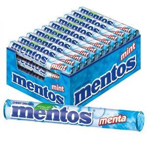 1469 - Mentos Menta Pz.40