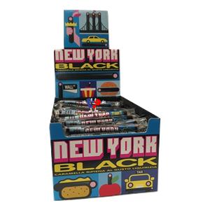 1346 - NEW YORK BLACK PZ.150