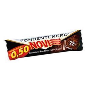 2563 - NOVI BARRETTA FONDENTE NERO GR.25 PZ.30