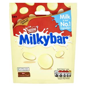 Nestlè Milkybar Buttons Gr.103