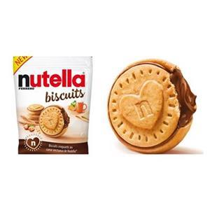 Nutella Biscuit Gr.304