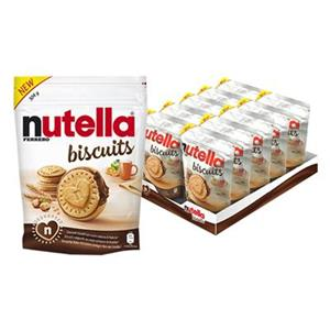 5901 - Nutella Biscuits Gr.304 Pz.10