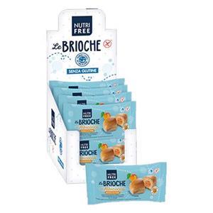 6388 - Nutrifree Brioche All' Albicocca Gr.50 Pz.8