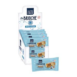 6432 - Nutrifree Brioche Con Gocce Di Cioccolato Gr.50 Pz.8
