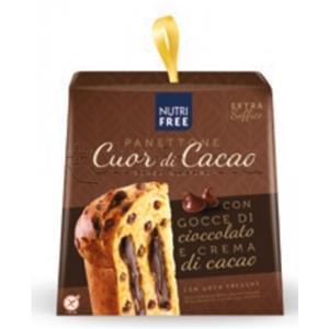 6598 - Nutrifree Panettone Al Cioccolato Gr.680